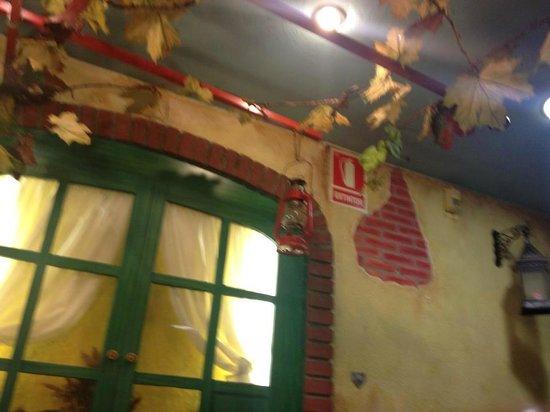 Restaurant avec belle décoration picture of restaurante