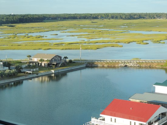 The Prince Resort: Inlet View