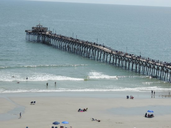The Prince Resort: Beach and Pier
