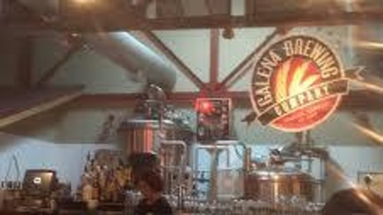 Galena Brewing Company : They Do Tours Too!