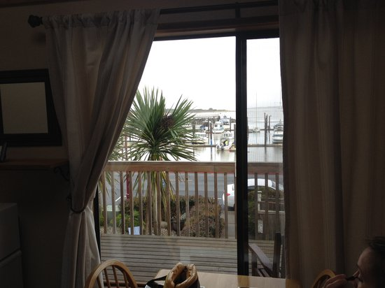 Sea Star Guesthouse: Great harborview