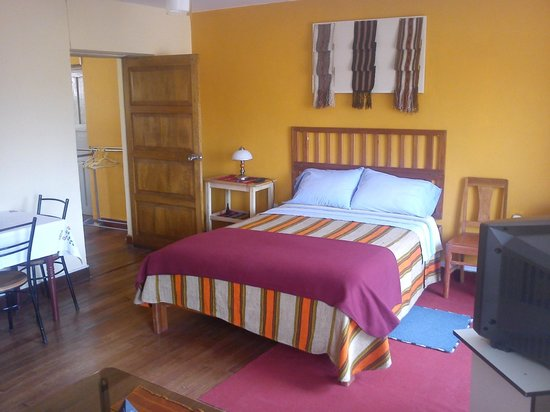 8a Cusco Guest House: Ambiente muy acojedor