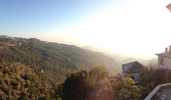 Archontika Karamarlis: View from Room