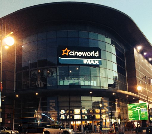 Cineworld Cinema - Birmingham Broad Street