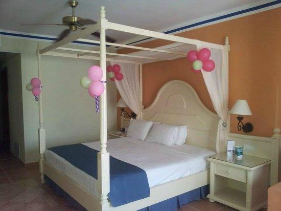 Grand Bahia Principe Punta Cana: habitación villa 7