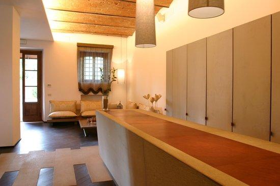 Borgo La Torre: Reception hall
