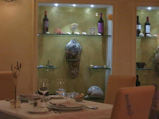 Corte di Nettuno : sala ristorante