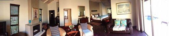 Prana Lodge: Suite