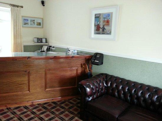 Mount Edgcombe: Entrance Lobby