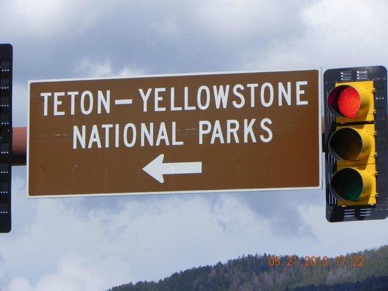 Jackson Lake Lodge: National Parks