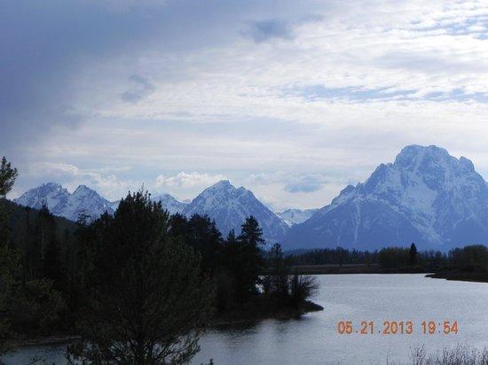Jackson Lake Lodge: Grand Tetons