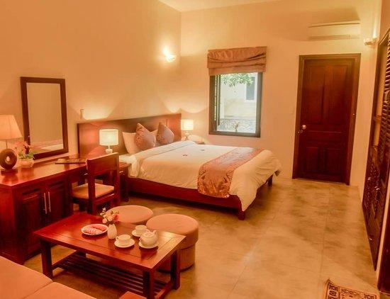 Alba Hot Springs Resort: Good room