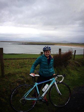 Pure Magic Achill: Biking in the local towns