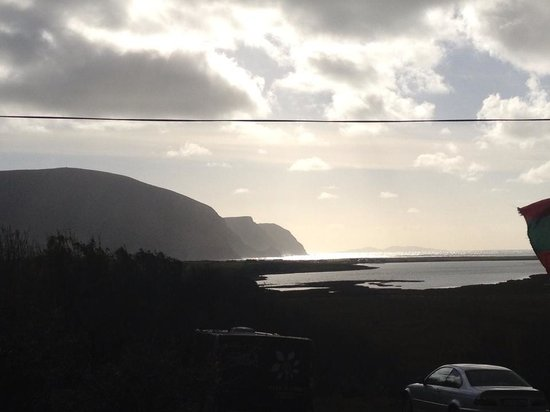 Pure Magic Achill: View from the hotel