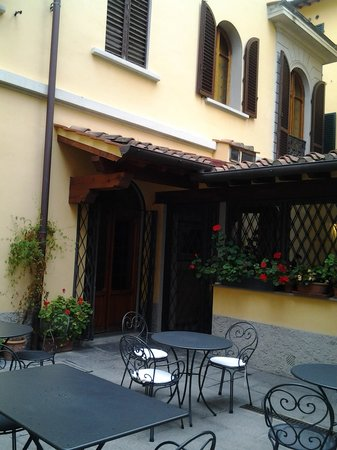 Residenza Il Villino B&B : hotel