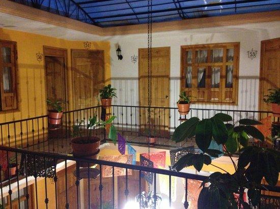 Hotel Posada Camelinas : Habitaciones