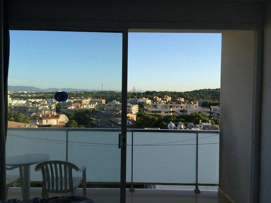 4R Salou Park Resort I: Rear room view - 6th floor