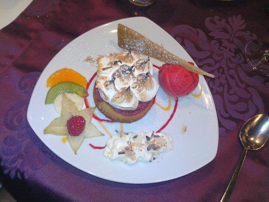 Les Pérot-Quais : Dessert