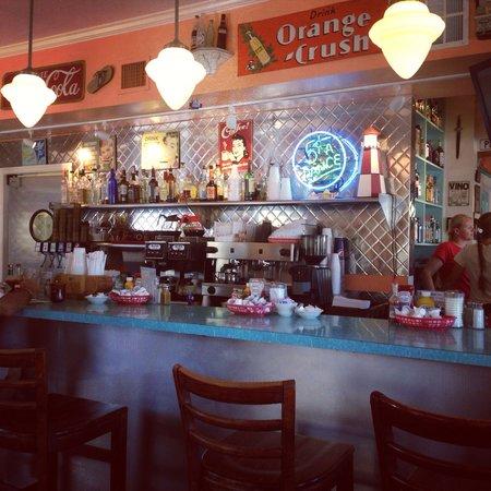 Harpoon Harry's : Museo,restaurante!!!