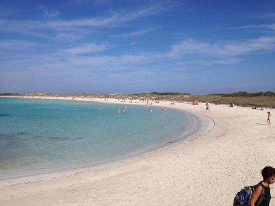 Apartments Es Cane: clear waters of Formentera