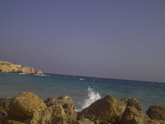 Malama Beach Holiday Village: la mer