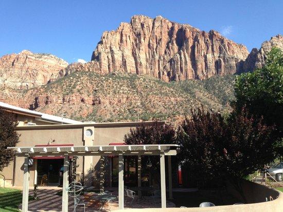 Quality Inn at Zion Park: la salle de dej
