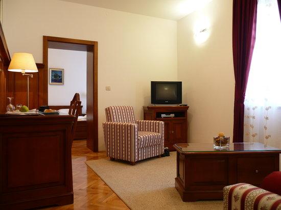 Hotel Tisno: Das Familienzimmer im 'Tisno'