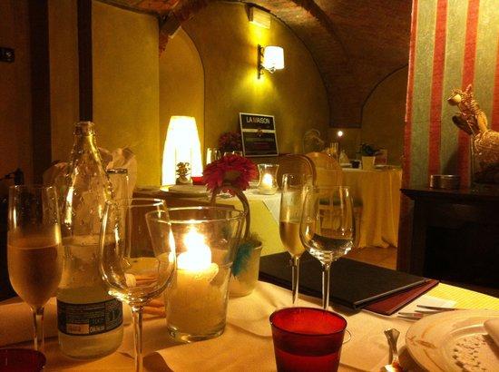 Moncalieri, İtalya: Senza parole.. Incantevole!