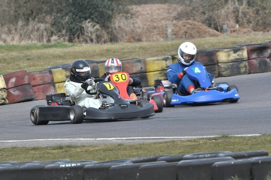 Tamworth Go Karting >> Some other drivers - Picture of Priory Park Circuit, Tamworth - TripAdvisor