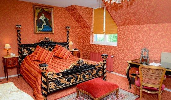 Hôtel Le Manoir de la Poterie & Spa : Suite Louis XV