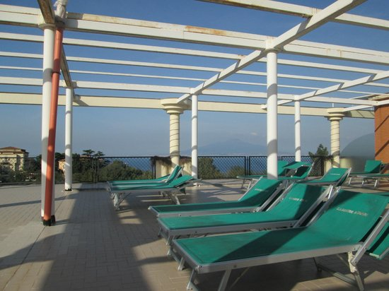 Tui Sensimar Atlantic Palace : rooftop terrace