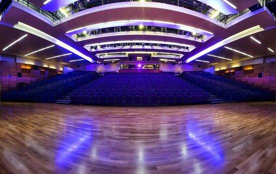 Brunton Theatre: Venue 1 - our new venue upstairs at The Brunton