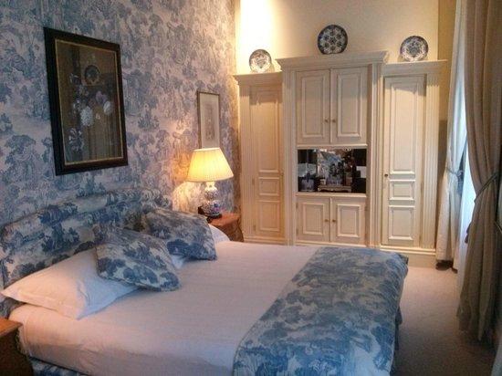 InterContinental Amstel Amsterdam: Room