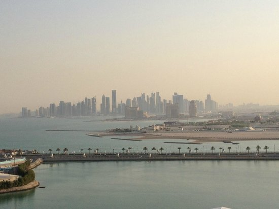 The Ritz-Carlton, Doha: View from room