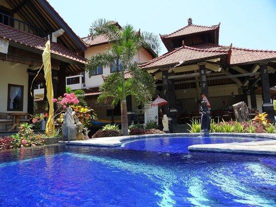 Tradisi Beach-Front Villas: номер