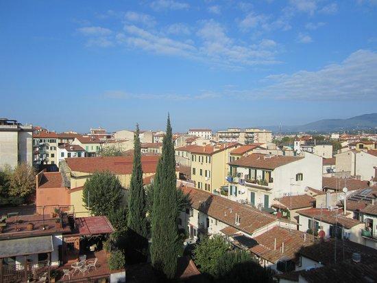 Hotel Grifone Firenze: vista camera1