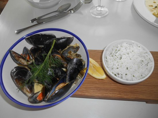 The Fat Fish: Moules