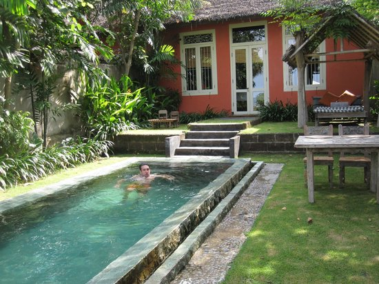 private pool in the villa picture of hotel tugu lombok lombok rh tripadvisor co za Cool Hotel Rooms with Pools Private Pool Suites
