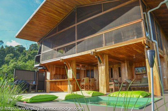 Playa Hermosa Lodge: The Lodge