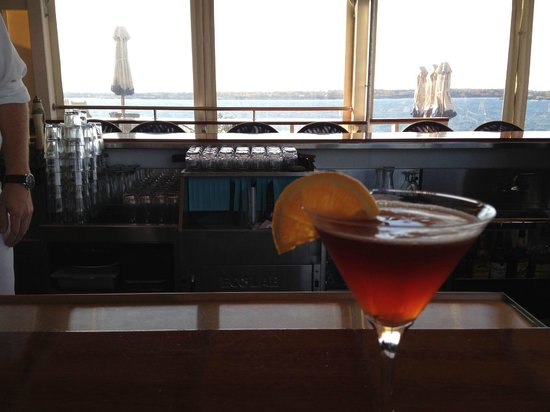 Admiral Fitzroy Inn: Cocktails