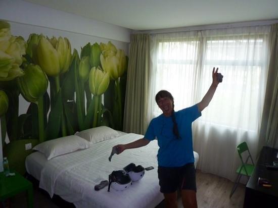 V Garden Hotel : Chambre I