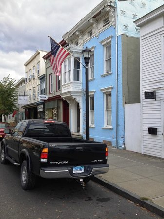 The Country Squire B&B : Downtown Hudson, Historical Buildings
