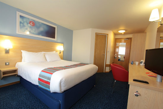 Travelodge Exeter M5: Double room