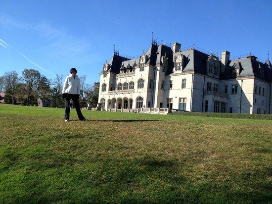 Admiral Fitzroy Inn: Vanderbilt Mansion