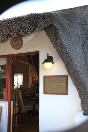 House of Braganza: In keeping with all thatched buildings in area...