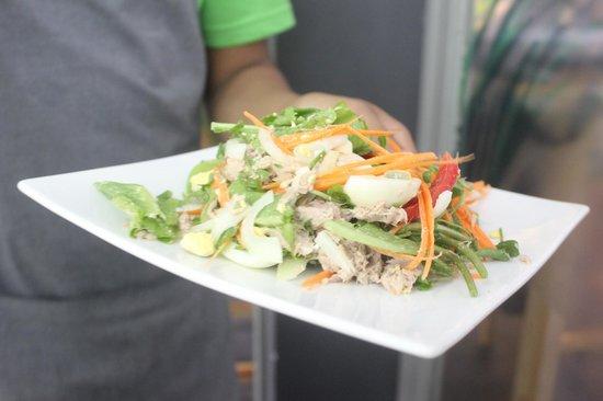 Vego Salad Bar: Your choice of Salad