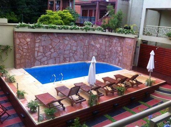 Hotel Jardin de Iguazu: lindisima!