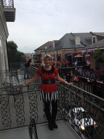 Bourbon Orleans Hotel: Halloween