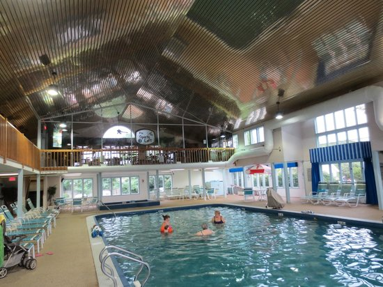 Cape Point Hotel : Indoor pool