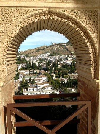 Hotel Juan Miguel: В Альгамбре